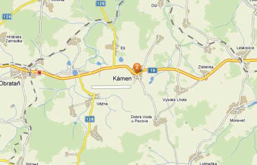 mapa-Kámen