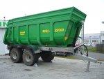 Traktorový návěs BIG 22000