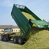 Traktorový návěs BIG 14 20000 S3