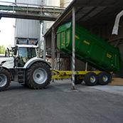 Traktorový návěs BIG BIG 14 20000