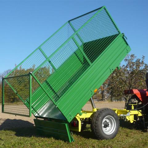 Traktorový návěs BIG 2.8-3500