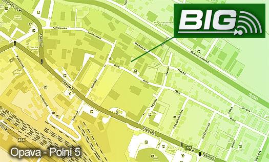 Klikněte pro mapu - Opava - Polní 5