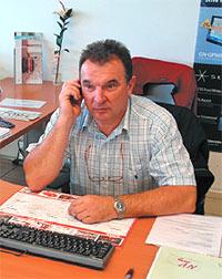 Chief Executive Officer Mr. Ladislav Fuchsík